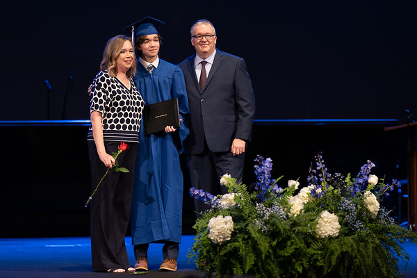Preston's HS Graduation