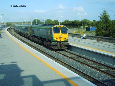 Portarlington (Rail), 25-06-2008