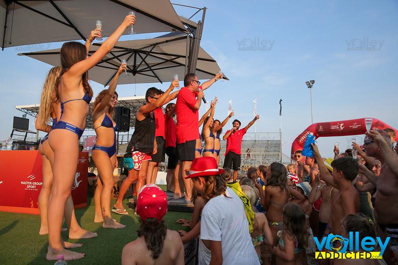 Lega Volley Summer Tour 2019 26^ Scudetto di Sand Volley 4x4 PREMIAZIONI Lignano Sabbiadoro (UD) - Domenica 21 luglio 2019