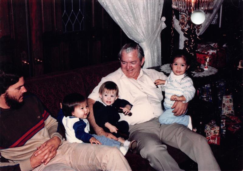 David, Josh, Liz, Ruben, Alaya