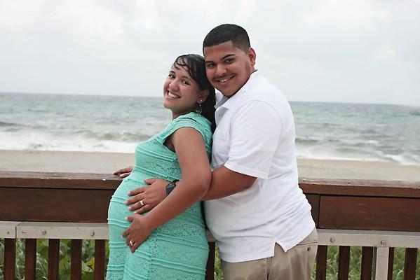 Teresa and Hector's Maternity Shoot