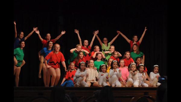 Dance U Christmas Recital