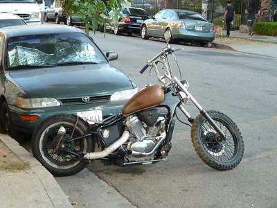 street motorcycles 2011