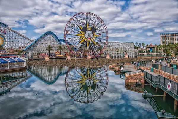 Disneyland Resort 2016