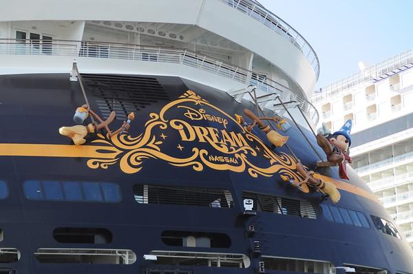 Disney Dream Mar 7-10, 2013