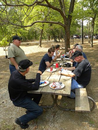 2011 9/17 Hamburger Ride to Sulphur OK