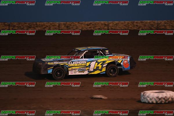 Stuart Speedway 8-24-18