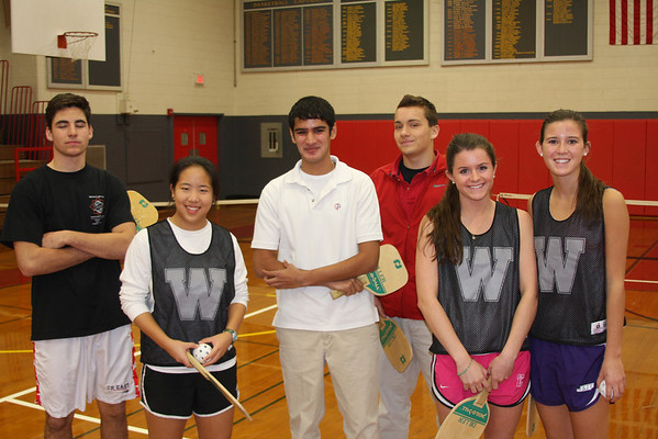 House Pickle Ball Tournament
