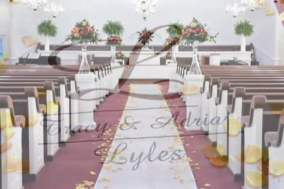 Tracy & Adrian Wedding PhotoShow