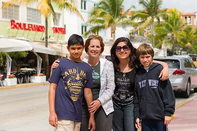 Arlene in Miami Feb. 2013