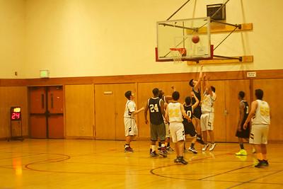 Final Basketball Games