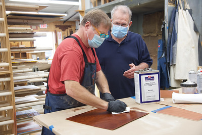 Hands-On Finishing with Dave Smith