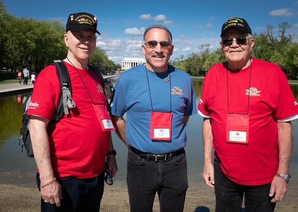 Portraits of Veterans April 2019