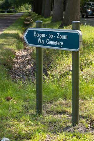 War Cemetery Bergen op Zoom