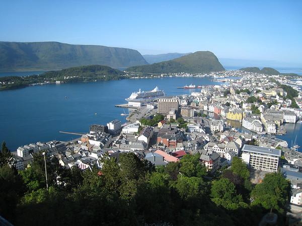 2009 - Scandanavia and the Baltics Cruise