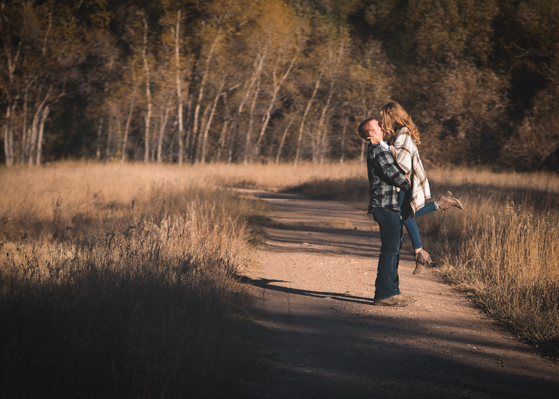 Becky  + Thomas | Lee Martinez Park - Fort Collins, CO