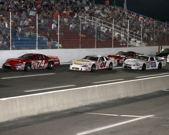 Late Models @ SOBO 7/1/11