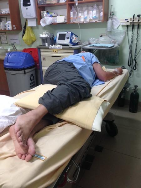 Dave in Hospital.JPG
