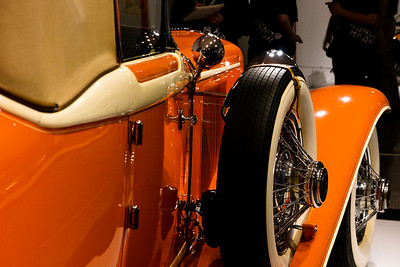 "Art Deco Autos-""Sculpted in Steel"""