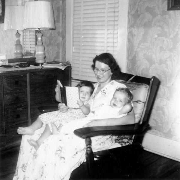 Janice and Jimmy with Maria Jacob Smock