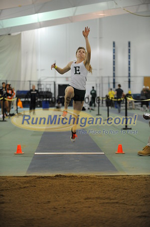 Women's Long Jump - 2015 Simmons-Harvey Invite