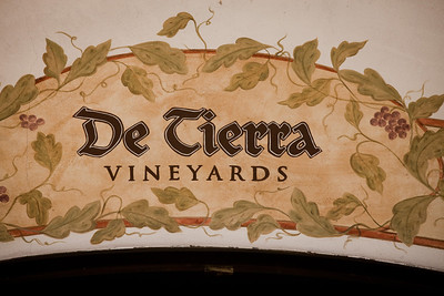 De Tierra Vineyard Wine Event 5-21-11