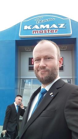 KAMAZ Master
