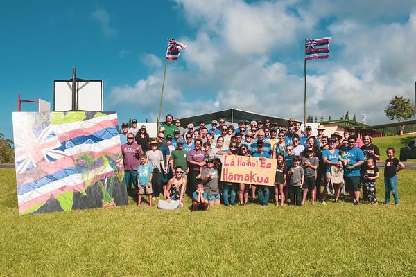 2018 LĀ HOʻIHOʻI EA