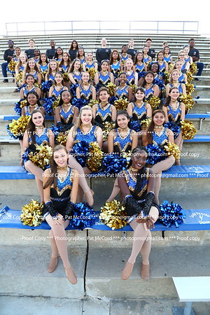 2018 Lady Panthers Dance