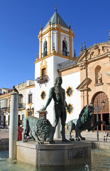 Iglesia de Neustra Sonora del Socorro, Ronda.