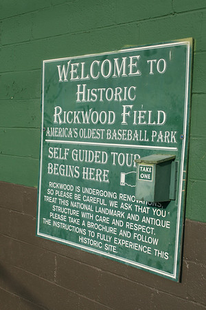 Rickwood Field, Alabama