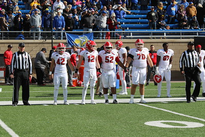 YSU Football at South Dakota State