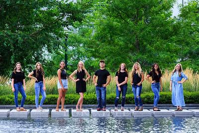 2019-2020 SFHS Dance Co
