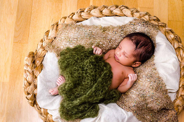 17-day-old Laila - small files for online sharing
