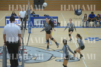Braddock | Volleyball | Girls | 9/28/17