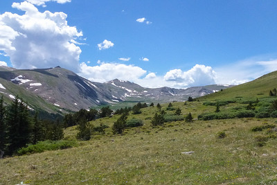 Pennsylvania Mountain and Herman Gulch Hikes July 2016