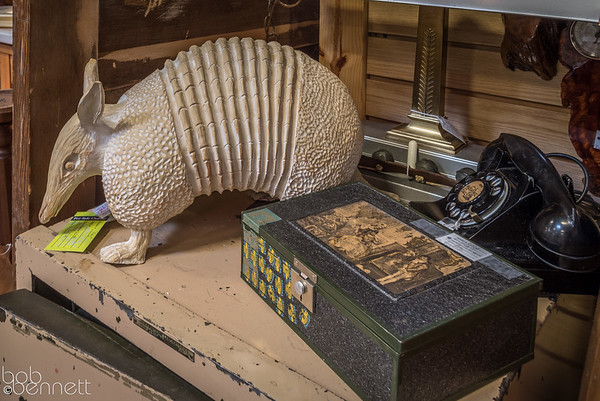Brass Armadillo Antique Mall-September 2015