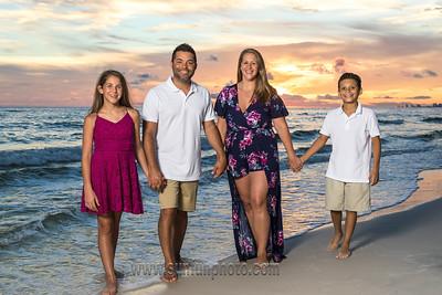 The Vanstory Family Panama City Beach