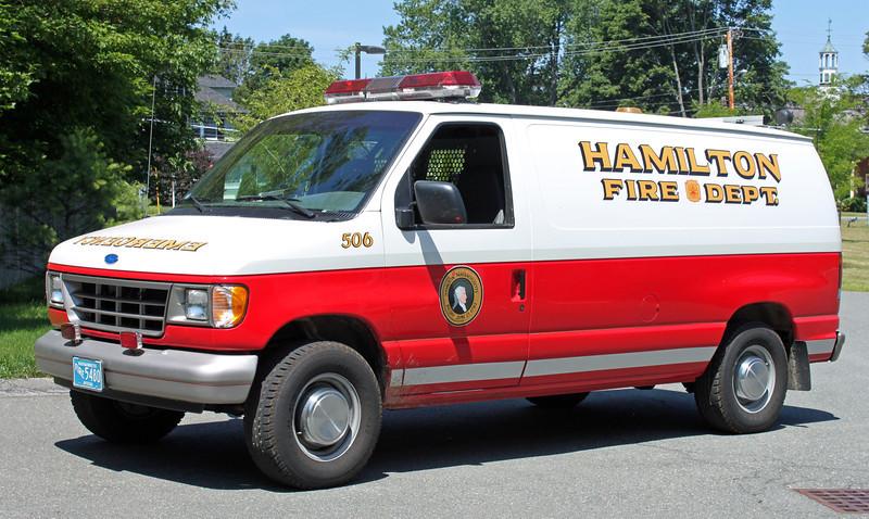 Air Van   1994 Ford E-350