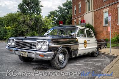 Cops For Kids Car Show - 2015