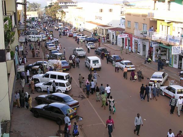 Rwanda 2003