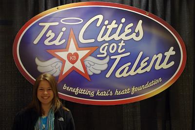 Tri-Cities Got Talent March 2012 prelims