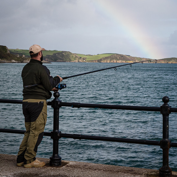 Fishing for a Pot of Gold