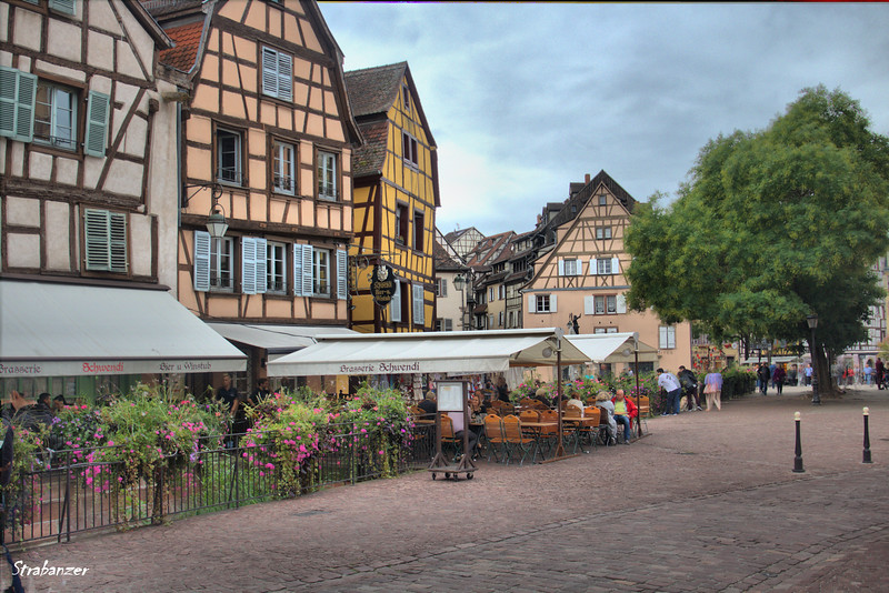 Colmar, Alsace, France, 09/02/2018 This work is licensed under a Creative Commons Attribution- NonCommercial 4.0 International License