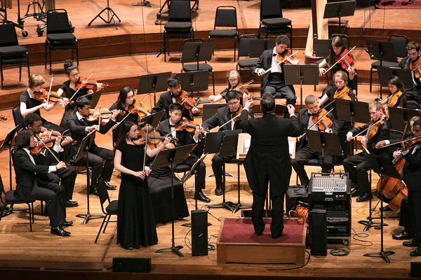 3. Woodinville High School String Orchestra