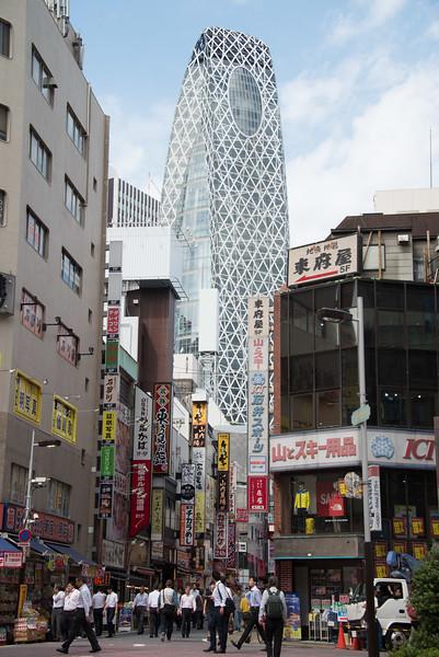 On a Tokyo Street-7388