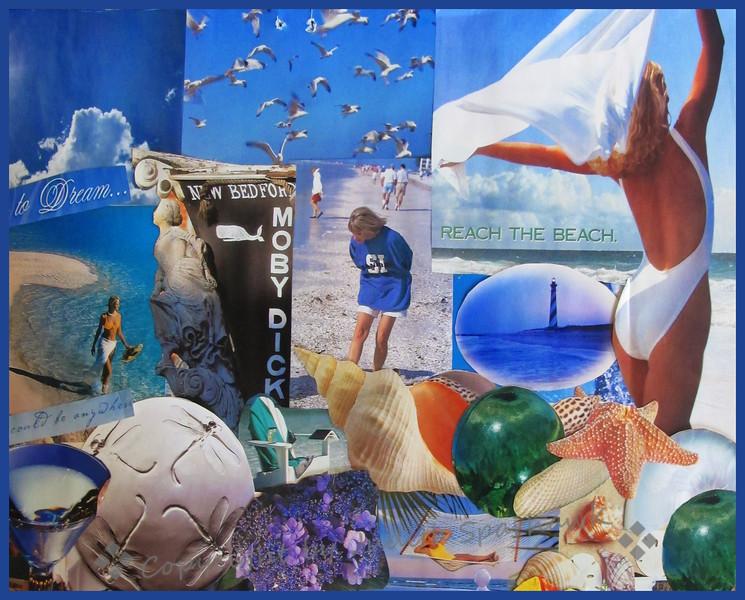 Beach Dreams - Judith Sparhawk