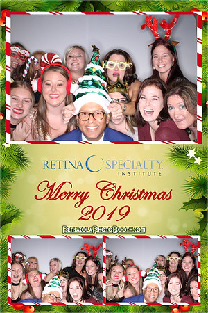 Retina Specialty Institute Christmas Party 12-7-2019