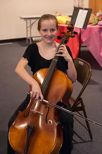 Elizabeth Cello Concert