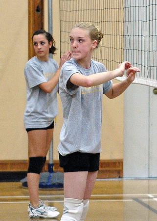 Emma Lea Volleyball